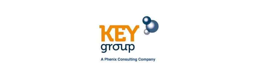 KEY Group new logo long