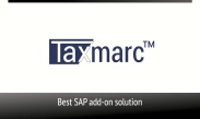 Taxmarc™ Best SAP add-on solution